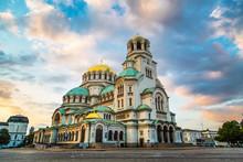 St. Alexander Nevski Cathedral...