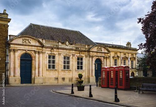 Fotografie, Obraz  Northampton city, England, UK