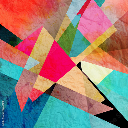 Fototapety, obrazy: colorful abstract background