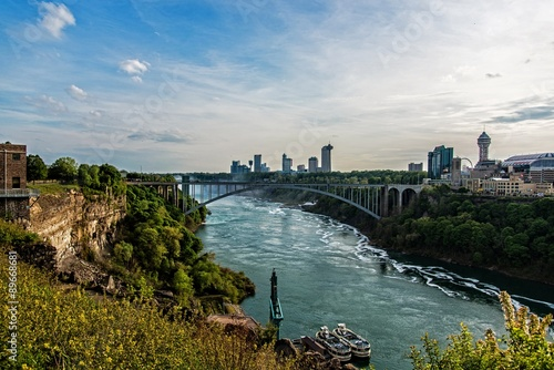 Fotografie, Obraz  Niagara Falls Gorge