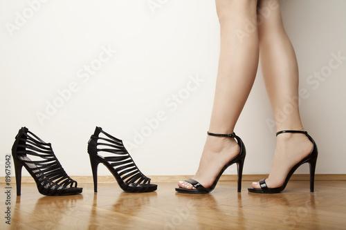 Photographie high heels