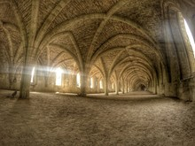 Abbey Cellarium