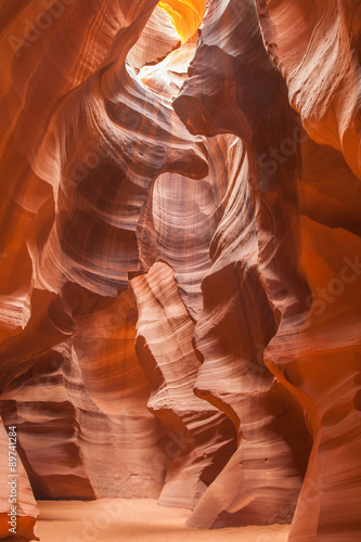 Staande foto Canyon Antelope Canyon, Arizona