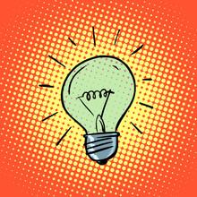 Light Bulb Electricity Symbol Ideas