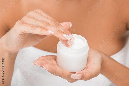 Fotografie, Obraz  Face Cream