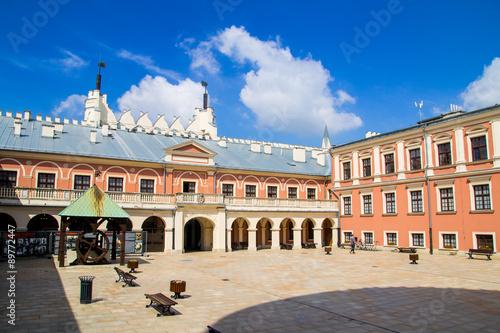 Obraz Old Architecture of Lublin City, Poland - fototapety do salonu