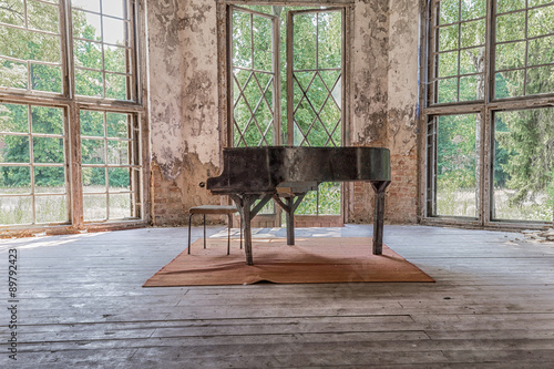 Wall Murals Bestsellers beatiful decay in lost place