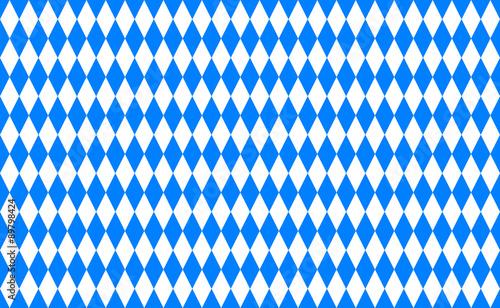 Bavarian seamless pattern. Vector Wallpaper Mural
