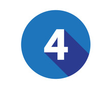 4 Calendar Number