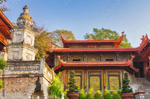 Photo  exterior temple.