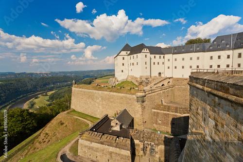 Foto  Festung Königstein, Deutschland