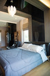 Interior of modern room or bed room, Classic luxury bedroom with decoration, Modern bedroom with decoration,