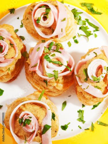 Foto op Plexiglas Voorgerecht Appetizers