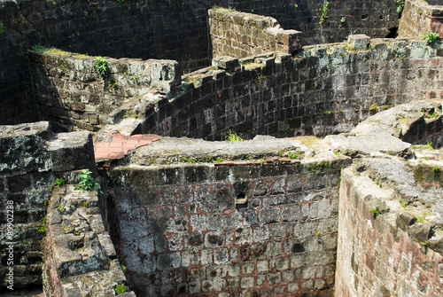 Papiers peints Fortification Ruined Spanish Fort at Intramuros Manila