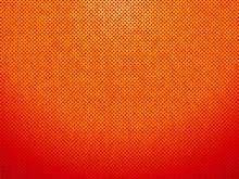 Dashed Orange Plastic Backgrou...