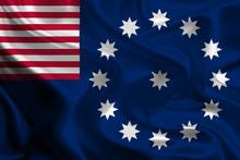 USA City Flags: Easton