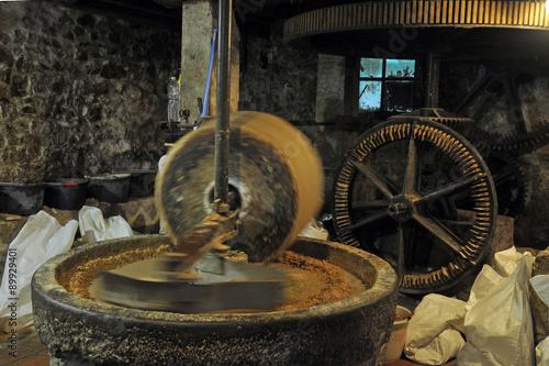 Fényképezés  moulin à huile,