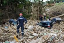 Rescue Service Assorted Debris