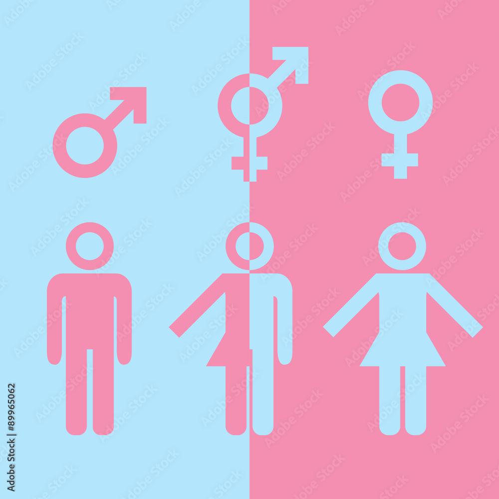 Asiatiska trans kön