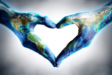 Earth's Day Celebration - Hand...