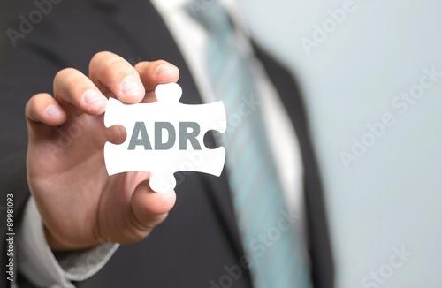 ADR Billede på lærred