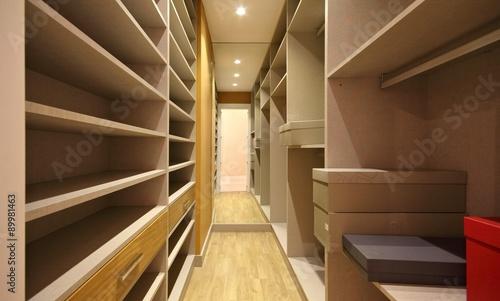 Fotografie, Obraz  Empty Dressing Room