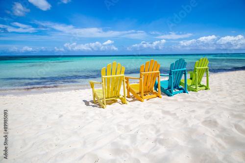 Photo Caribbean Beach Chair