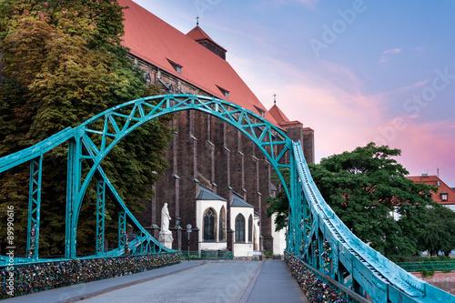 Most we Wrocławiu