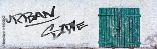 Valokuva  Urban Style Graffiti