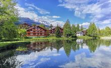 Crans-Montana, Valais, Switzerland