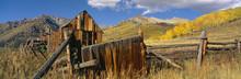 Barn, Last Dollar Road, Tellur...