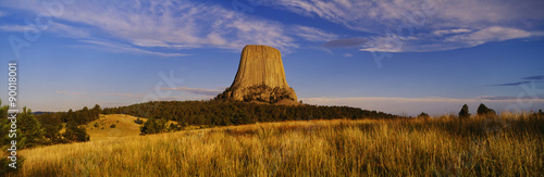 Photo  Devil's Tower National Monument, Wyoming