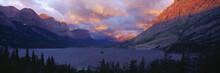 St. Mary Lake, Glacier Nationa...