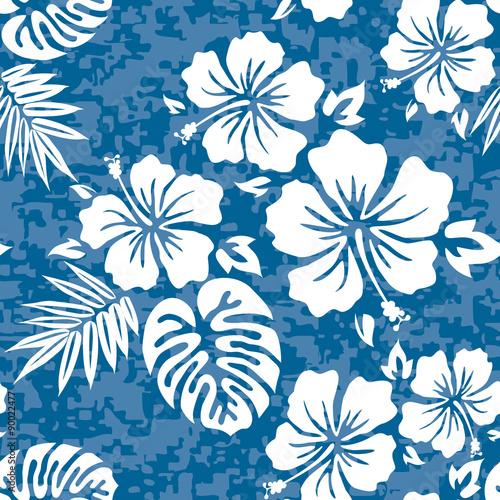 dd763bedb12c Aloha Hawaiian Shirt Seamless Background Pattern - Buy this stock ...
