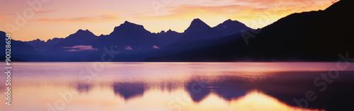 Valokuva  This is Lake McDonald