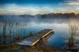 Mgliste jezioro - 90072680
