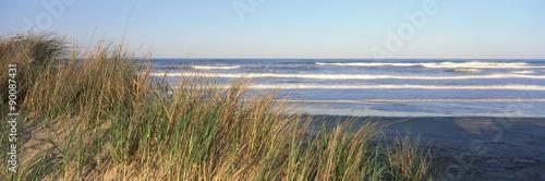 Foto  Atlantic Ocean At Sunset, Cape Hatteras, North Carolina