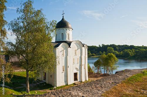 Valokuva  St. George's Church in the Staraya Ladoga