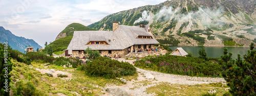 Fototapeta Dolina Pięciu Stawów - Tatry obraz