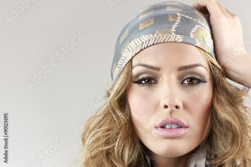 Fotografie, Obraz  Gypsy Woman