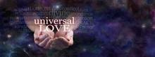 Sharing Universal Love  -  Man...