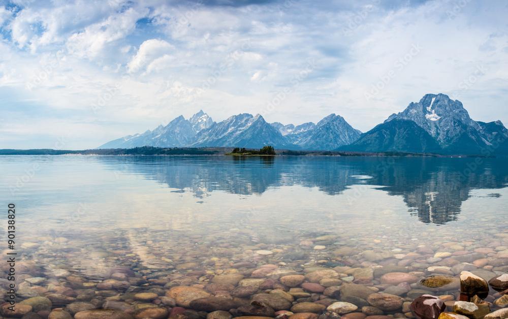 Fototapety, obrazy: Grand Teton National Park