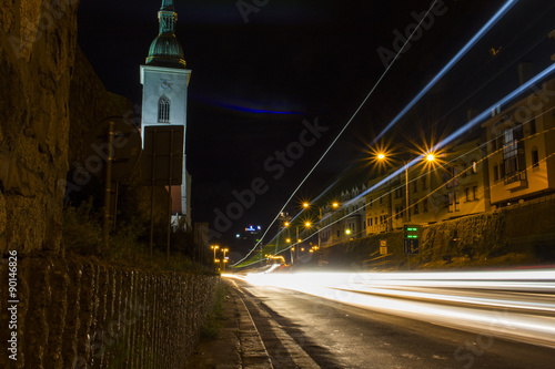 Nights of Bratislava Poster