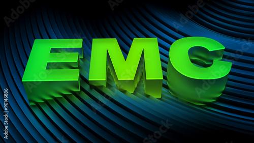 Emc Electromagnetic Compatibility Buy This Stock Illustration