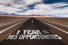 1 Year = 365 Opportunities Wri...