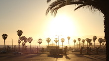 West Coast Beach Parking Lot A...