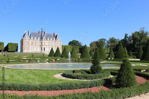 Château et parc de Sceaux (France)
