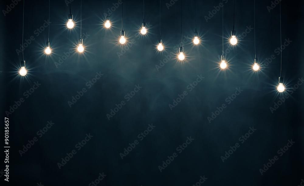 Photo  Light bulbs