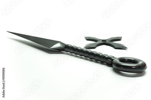 фотография  Ninja weapons