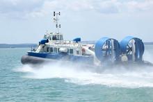 Hovercraft à Portsmouth-4027